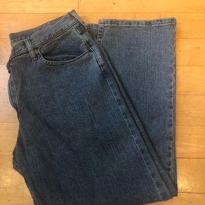 Men's Wrangler jeans relaxed fit 36 x 29